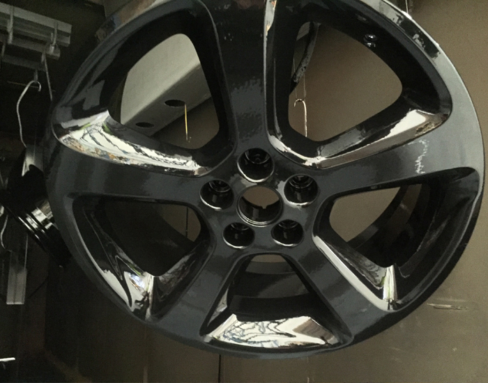 Powder Coating Wheels 10